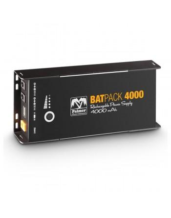 Palmer MI BATPACK 4000 Alimentador de Pedales Portátil