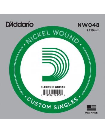 Daddario NW048 Cuerdas Electrica