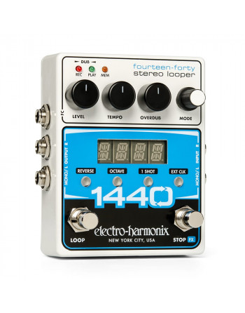 EHX 1440 Stereo Looper Pedal