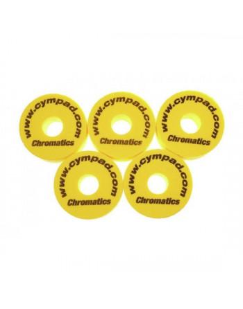 Cympad CS15/5-Y CHROMATICS PACK Fieltro para Platos