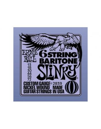 Ernie Ball 2839 Juego Electrica Baritono