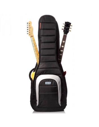 MONO M80-2G-BLK Funda para Dos Guitarras