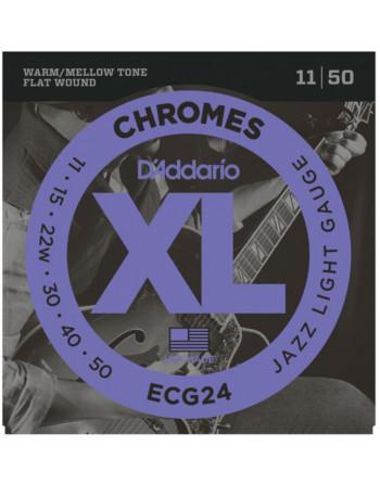 Daddario ECG26 011 050 Cuerdas Electrica
