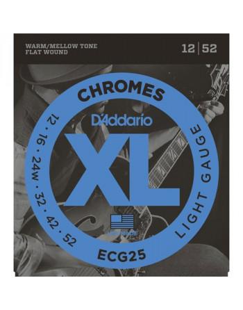 Daddario ECG25 012 053 Cuerdas Electrica