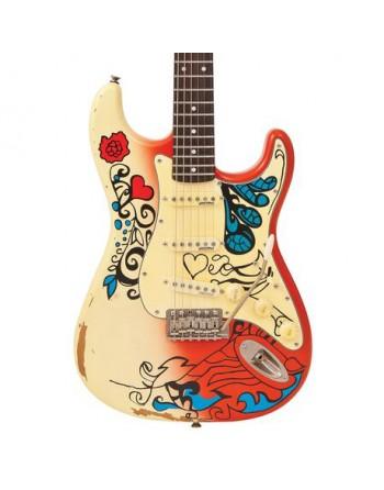 """Vintage V6 Thomas Blug Signature """"summer of love"""""""