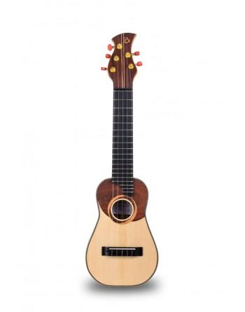 Abraham Luthier Timple Benijo