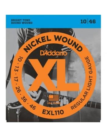Daddario EXL110 Juego Electrica 10-46