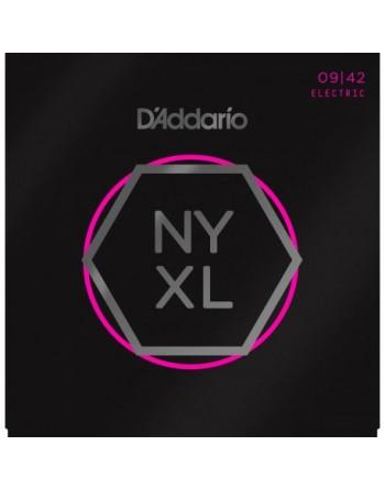 Daddario cuerda guit elec NYXL0942(09-42)