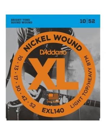 Daddario EXL140 Juego Electrica 010-52