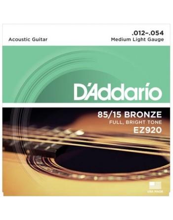 Daddario  EZ920  12 54