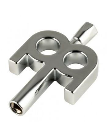 Meinl Kinetic Key Cromada SB500 Llave Afinación