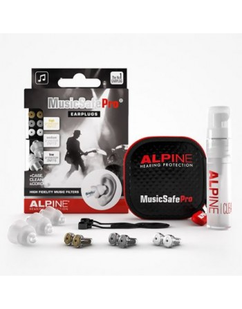 Alpine MusicSafe Pro Negro Protector Auditivo