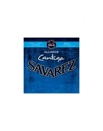 Savarez Alliance Cantiga Azul 510-AJ