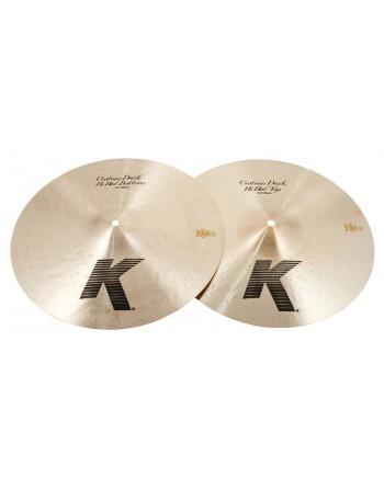 "Zildjian 14"" K-Custom Dark Hi-Hat"