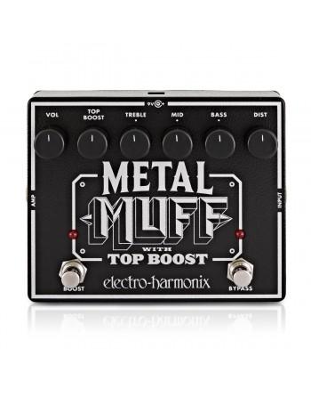 EHX Metal Muff Distortion w/ Top Boost