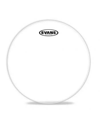 "Evans S13H30 Parche Tom 13"" Transparente"