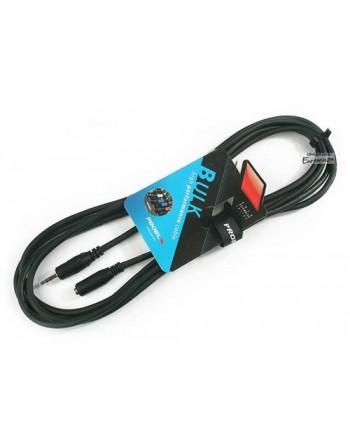 Proel BULK515LU3 Cable Mini Jack hembra Mini Jack Macho Stereo