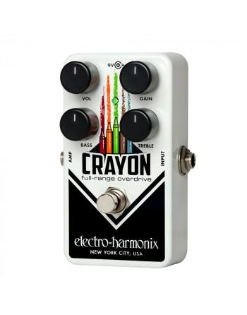 EHX CRAYON Overdrive
