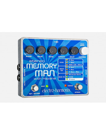 EHX STEREO Memory Man With...