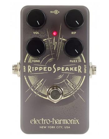EHX Ripped Speaker