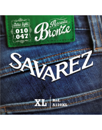 Savarez A130XL Bronze 010-047