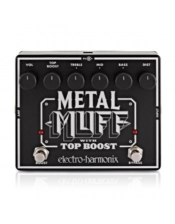 EHX Metal Muff Distortion...