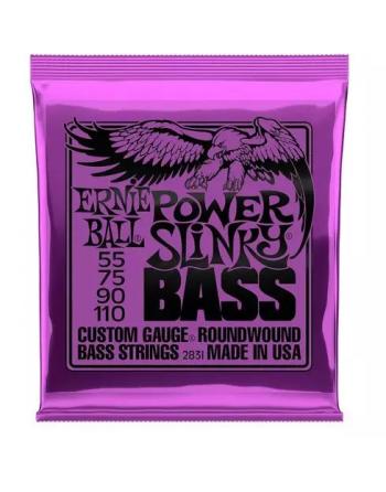 Ernie Ball Slinky power...