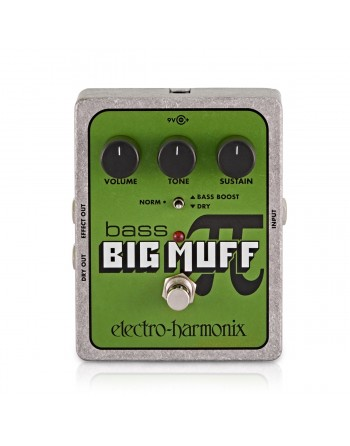 EHX Bass Big Muff Pi